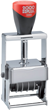 """3360 Expert Line Die Plate Dater. Impression area: 1-1/4"""" x 1-13/16"""""""